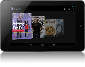 Nexus 7 Tablet Magazine