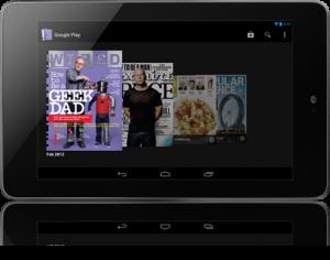 Nexus 7 Tablet Magazine